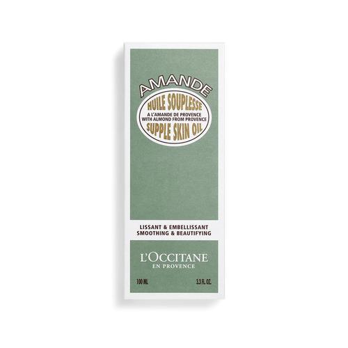 L'occitane Badem Vücut Yağı - Almond Supple Skin Oil