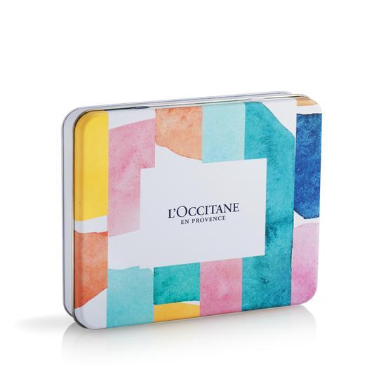 L'occitane Renkli TinBox