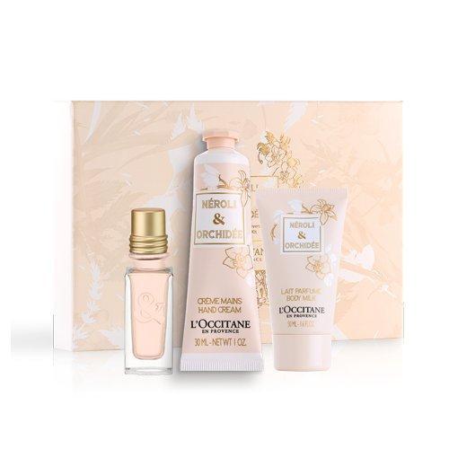 L'occitane Neroli & Orchidee Parfüm Seti