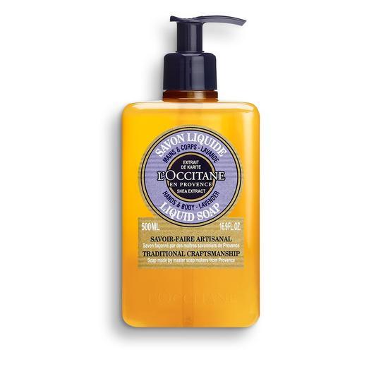 L'occitane Shea Lavanta Sıvı Sabun - Shea Lavender Hand Liquid Soap