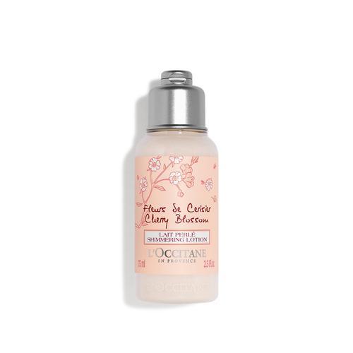 L'occitane Kiraz Çiçeği Vücut Losyonu - Cherry Blossom Shimmering Lotion