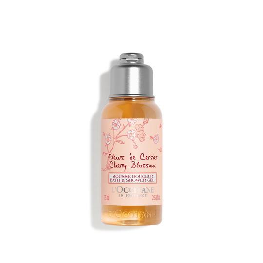 L'occitane Kiraz Çiçeği Banyo & Duş Jeli - Cherry Blossom Bath & Shower Gel