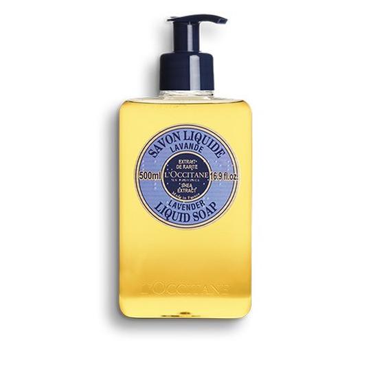 L'occitane Shea Lavantalı Sıvı Sabun - Shea Butter Liquid Soap - Lavender