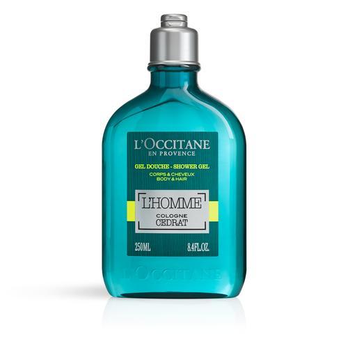 L'occitane L'Homme Cologne Cedrat Saç ve Vücut Duş Jeli
