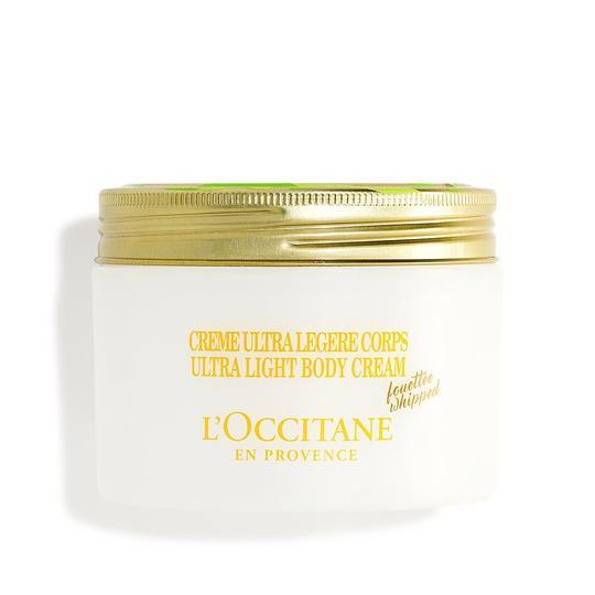 L'occitane Shea Bergamot Ultra Light Vücut Kremi - Shea Bergamot Ultra Light Body Cream