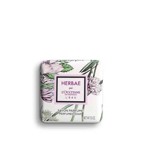 L'occitane Herbae L'Eau Sabun - Herbae L'Eau Perfumed Soap